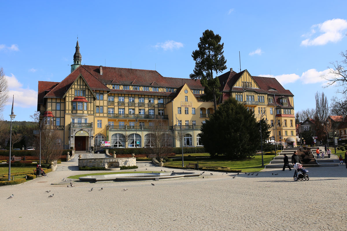 Kudowa Zdrój Polonia